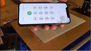 Iphone X - Переклеювання скла. Дуже цікавий випадок. 1 Ч.