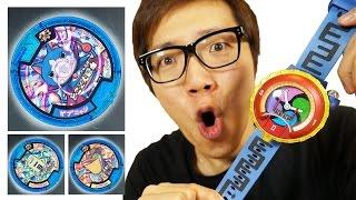 妖怪ウォッチ零式で遊んでみた!コロコロ妖怪メダル世界最速レビュー! thumbnail