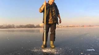 видео Пешня для зимней рыбалки: что такое и зачем нужна