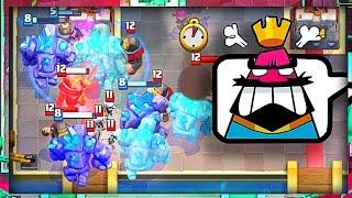 insane golem clone deck clash royale