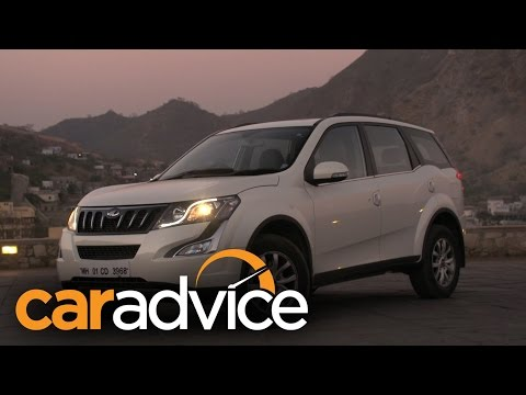 2016 Mahindra XUV500 Automatic Review — Indian road test
