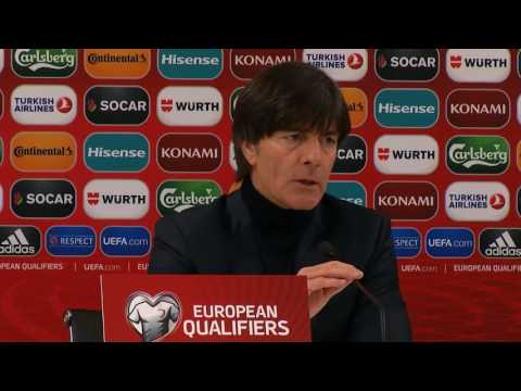 Joachim Löw post-match press conference, San Marino 0 - 8 Germany, 11.11.2016