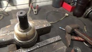 Замена шарнира рулевой(продольной) тяги Соболь-Баргузин