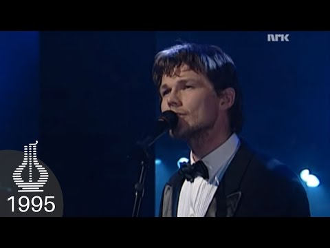 Morten Harket live under Spellemannprisen 1995