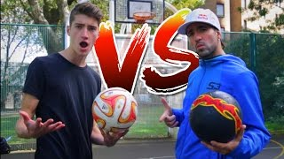 EPIC Game of T.R.I.C.K vs. SÉAN GARNIER!!