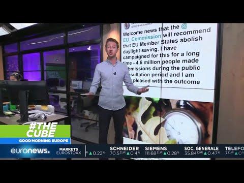 #TheCube | EU unveils plans to rethink clock changes