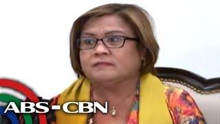 Pangilinan: De Lima should be allowed to defend self over GCTA mess | ANC
