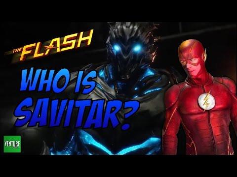 Savitar Is Barry Allen!?! - The Flash Season 3 Theory