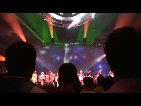 Members of Mayday - New Euphoria live 2007