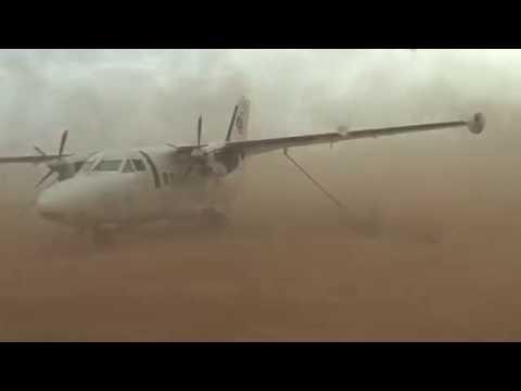 Sand Storm Algeria
