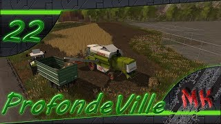 Récolte du soja - ProfondeVille17 - FS17 [FR - PC]