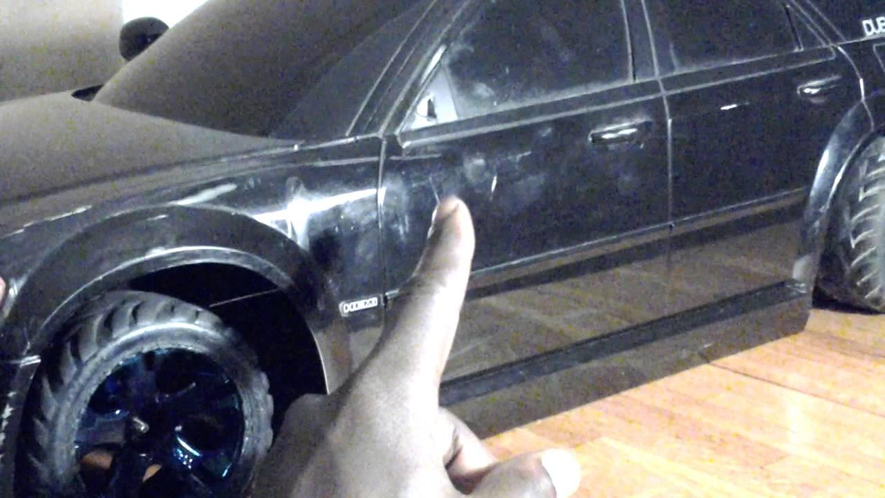 Slash 2wd With Dodge Magnum Body
