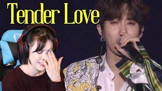 Music Bank in JAKARTA - EXO (엑소) - Tender Love (텐더러브) 201709…