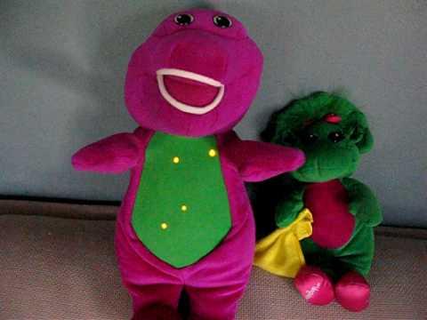 Barney & baby bop