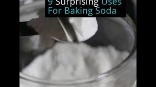 9 Surprising Uses For Baking Soda