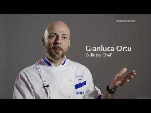 Why Chef Gianluca Ortu Won't Work Without IRINOX