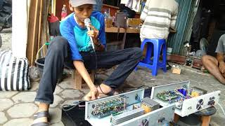 Cover images Cek sound power mini mantab