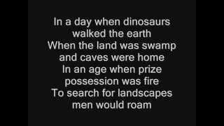 Iron Maiden - Quest For Fire Lyrics