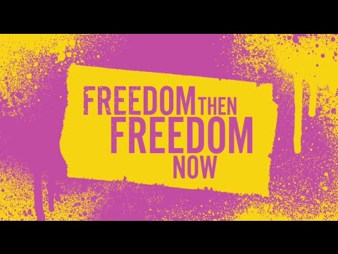 Freedom Then, Freedom Now Exhibition Promo Video