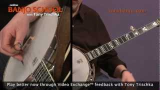 Tony Trischka on Banjo Rolls: Foggy Mountain Breakdown style