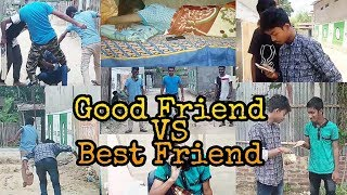 Difference Between Good Friend And Best Friend | Good Friend VS Best Friend | AD STATUS