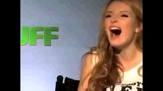 Bella Thorne Laugh Ft. Going Down for Real GDFR Vine