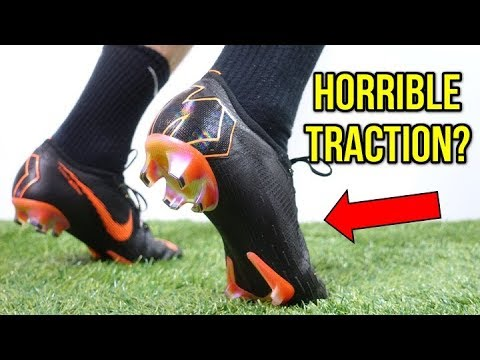 fd5f7a0b3b0 DID NIKE MAKE A HUGE MISTAKE  - Nike Mercurial Vapor 12 Elite (Black ...