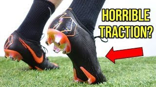 DID NIKE MAKE A HUGE MISTAKE? - Nike Mercurial Vapor 12 Elite (Black/Orange) - Review + On Feet