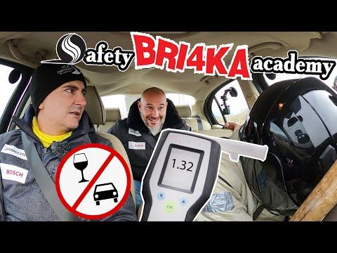 Как влияят алкохолът и наркотиците по време на шофиране?   Drunk Driving   Safety Bri4ka Academy
