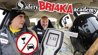 Как влияят алкохолът и наркотиците по време на шофиране? | Drunk Driving | Safety Bri4ka Academy