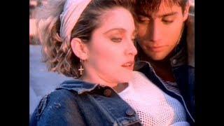 Madonna Borderline BTS 1984 Rus