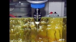 K8200 3D Printer CNC Milling - PCB Drilling