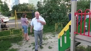 Борзый БЫВШИЙ Глава Засвияжского района г.Ульяновска Олейник А.М.