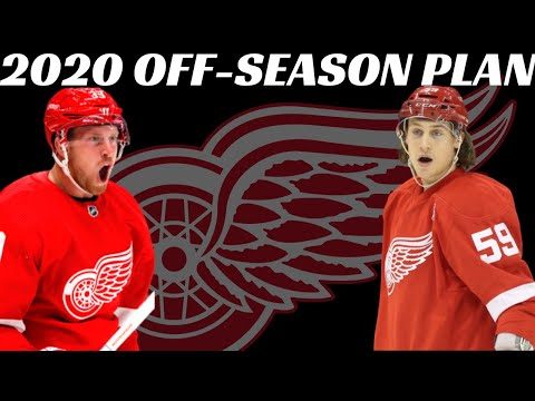 What's Next For The Detroit Red Wings?  - 2020 Off Season Plan