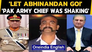 Pakistan released Abhinandan fearing an attack by India, What happened at the meet|Oneindi News