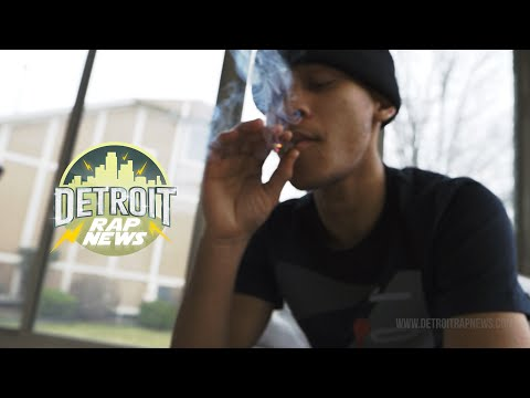 """Lil Chris – """"Fall Back"""" DetroitRapNews Exclusive (Official Video)"""