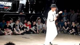 ■FREESTYLE SESSION JAPAN■ TAKASHI (13-BOOGIE/ALL GOOD FUNK)
