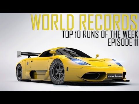 ASPHALT | 'WORLD RECORDS!' TOP 10 RUNS OF THE WEEK #11