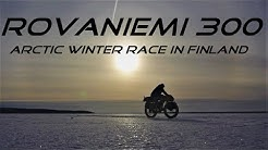 Rovaniemi 300 - Arctic Winter Race in Finnland
