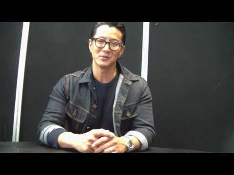 Will Yun Lee for Falling Water at NYCC 2016