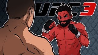 MAKING AN ENTRANCE! | EA UFC 3 (Middleweight Career) (EP2) thumbnail
