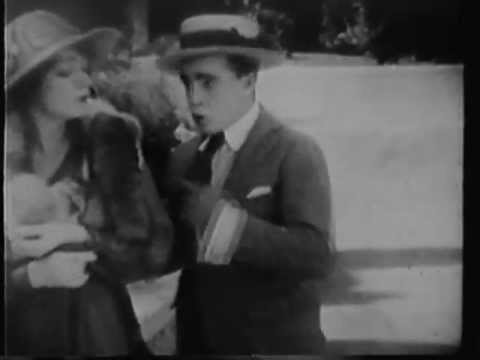 THE DANGER GIRL (1916) -- Gloria Swanson, Bobby Vernon
