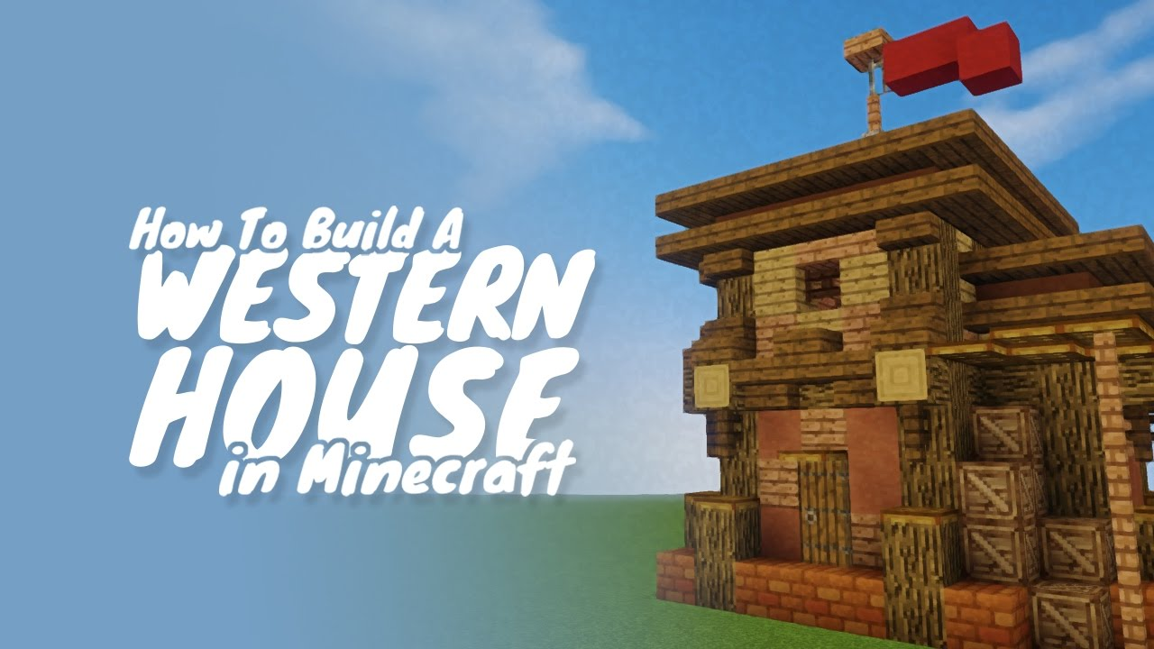 How To Build A Modern Western House YouTube