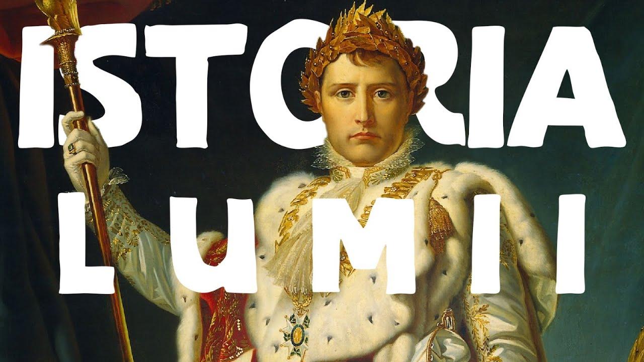 Istoria Lumii Anii 1800