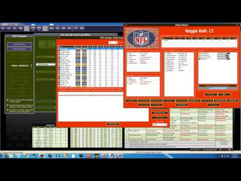 Let's Play Front Office Football Eight - pt. 6