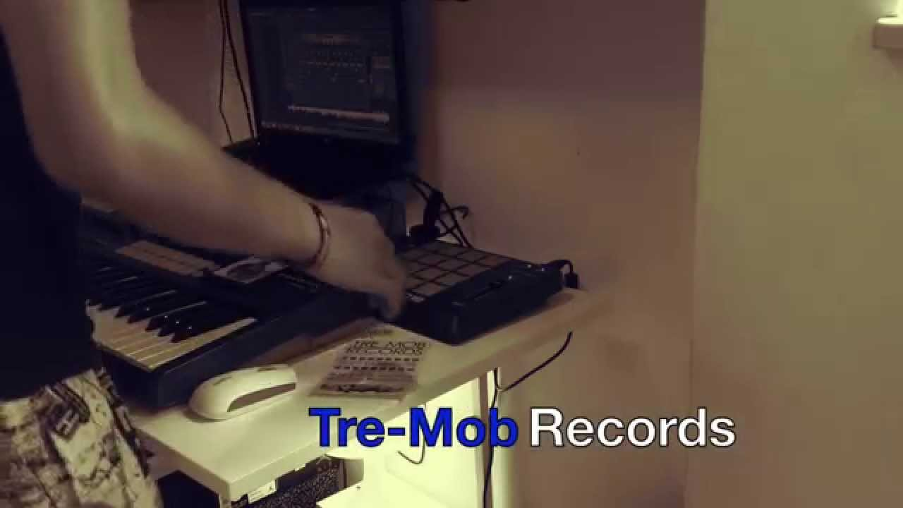 Beat Making LIVE (FPC) HipHop [AKAI MPD18] FL STUDIO