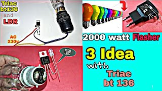 "3 Ideas with ""Triac bt136"""