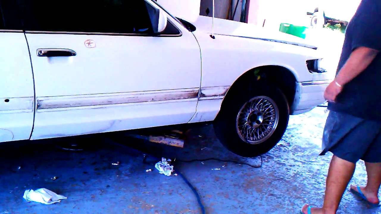 hight resolution of grand marquis paint job