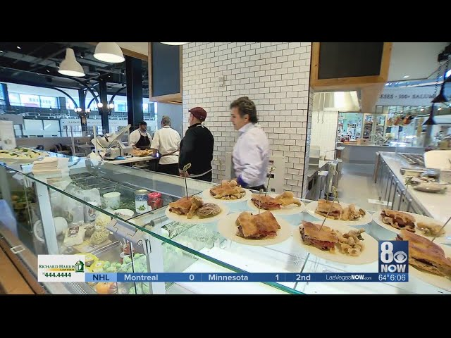 Eataly to open at Park MGM Dec. 27