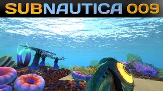 SUBNAUTICA [PRAWN] [009] [Fische fangen mit der Hand] [Let's Play Gameplay Deutsch German] thumbnail